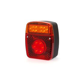 Fanale posteriore led dx 12-24v